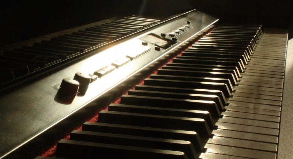 digital piano terminiology