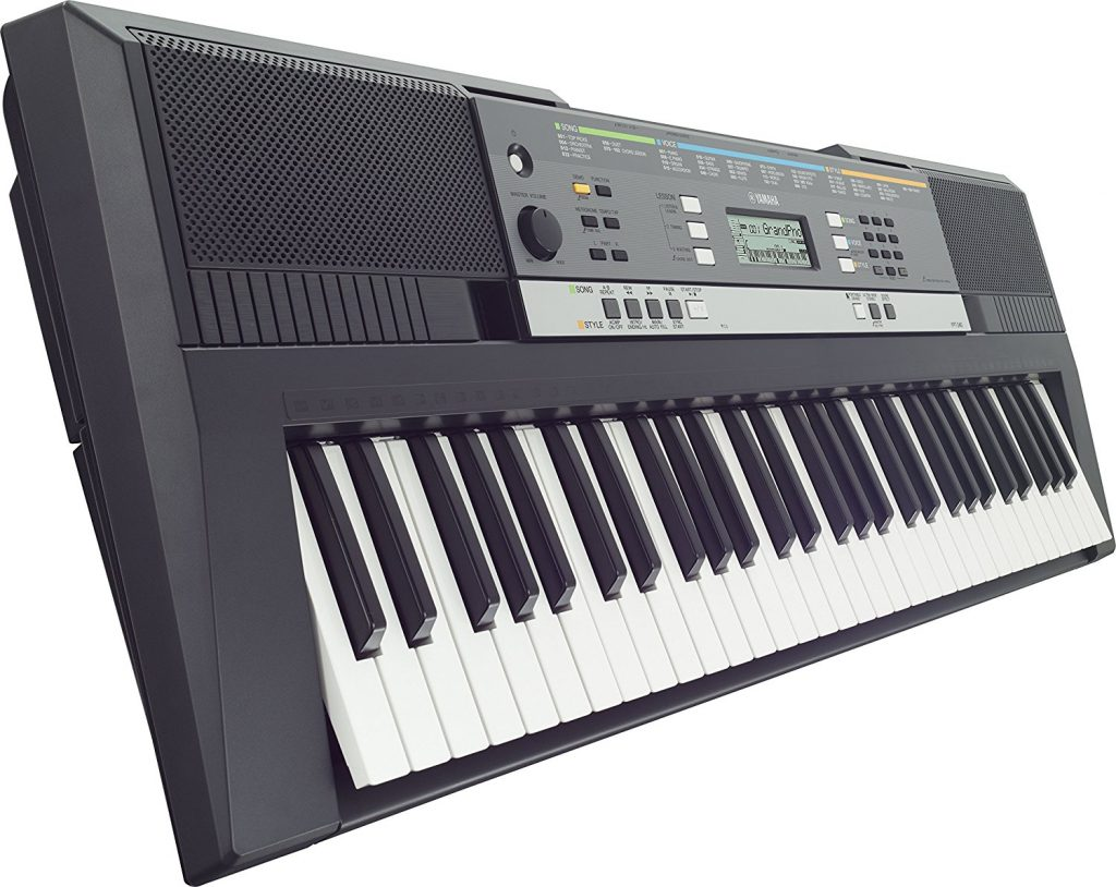 Yamaha YPT-240 Electronic Keyboard