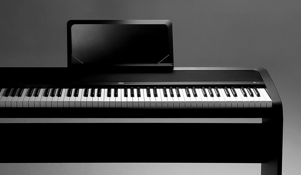 Korg B1 Digital Piano keyboard